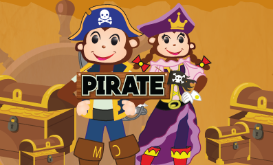 Image of Pirate Indoor Birthday Parties