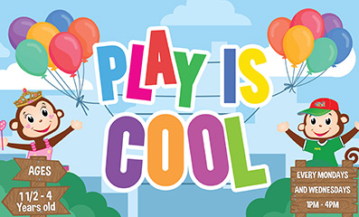 Play Is Cool Image